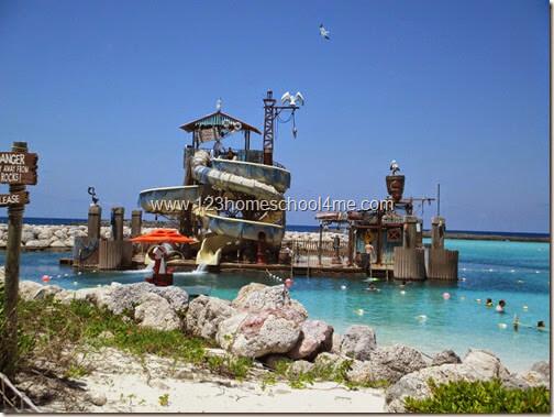 Castaway Keys is a paradise in the Bahamas