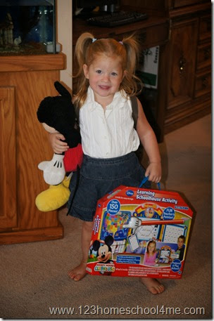 preschool, mickey, playdough, #Ready4Preschool  #shop