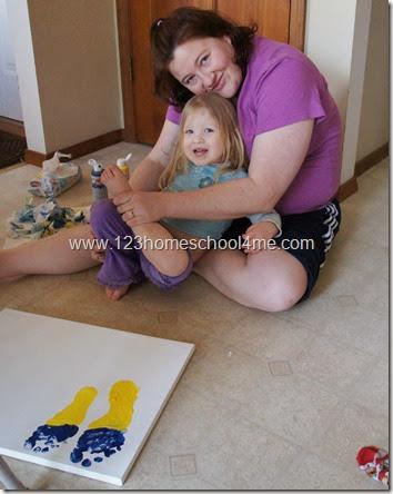 Despicable Me Minion Family Artwork - Minion Footart