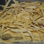 easy homemade pasta that is super yummy