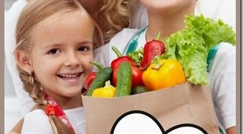 Healthy, Trim Mama Summer Meal Plan for Families