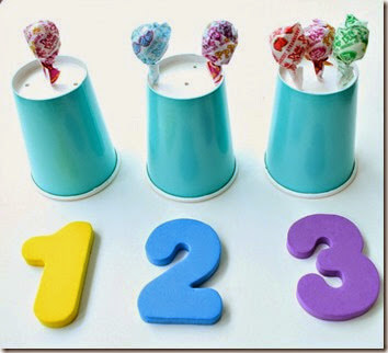 Lollipop Math from Fantastic Fun and Learning