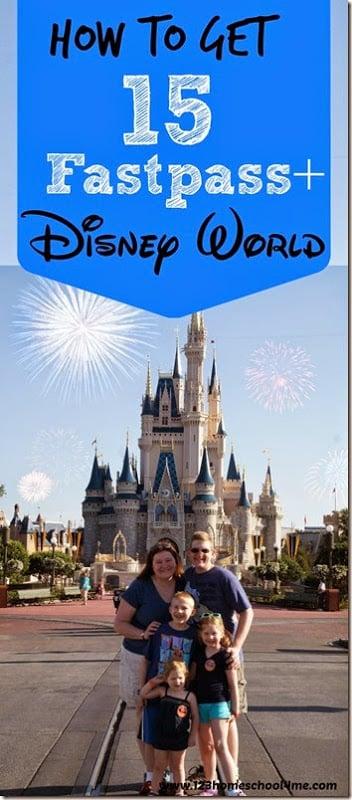 How to Get MORE Disney Fastpass (like 15+) #disney #magickingdom #disneyvacations