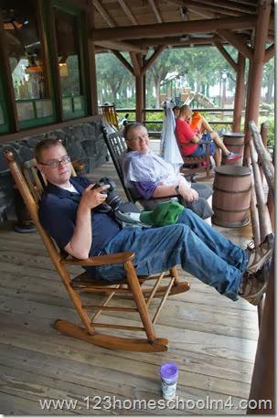 Hoop-Dee-Doo Musical Revue at Disney's Fort Wilderness Campsites