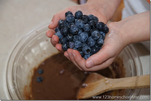 Blueberry and Hot Sauce Brownie Recipe #SauceOn #CollectiveBias #shop