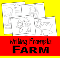 Farm Writing Prompts