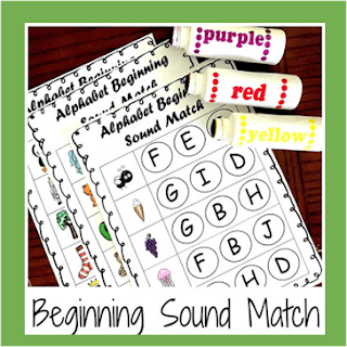 phonics beginning sounds worksheets