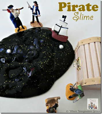 Pirate Slime from Where Imagination Grows