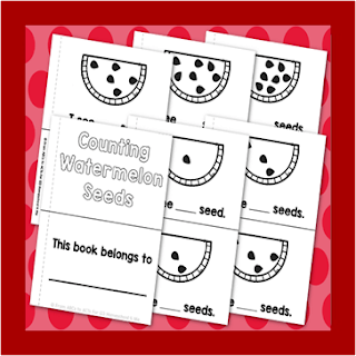 watermelon counting book