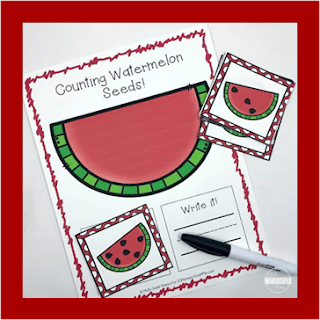 watermelon seeds counting