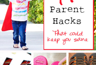 Awesome Parent Hacks
