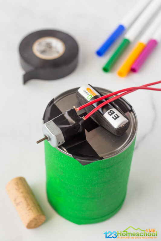 Electricity Experiment for Kids