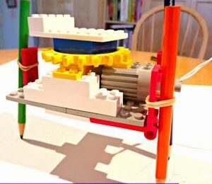 How to Make a Lego Drawbot