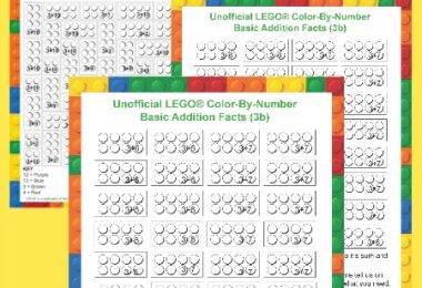Lego Color By Number