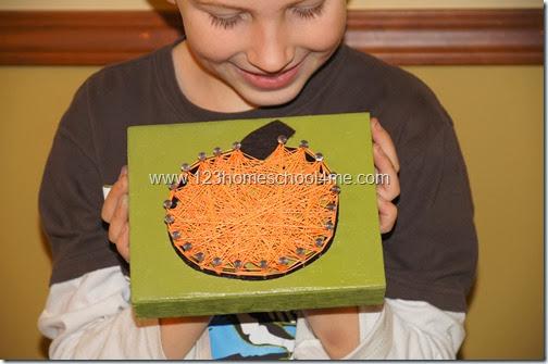 Coolest Pumpkin Craft Ever!