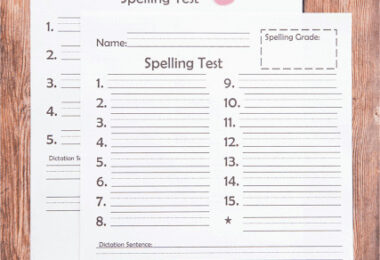 Princess Spelling Tests