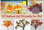 Textured Art Projects for Kids