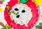 apple craft preschool