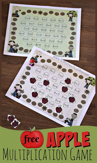 apple-multiplication-game