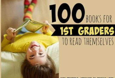 Books for First Graders to Read Themselves
