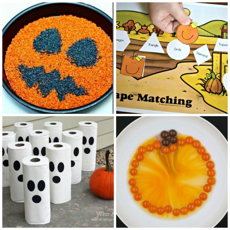 so many creative and fun pumpkin activities