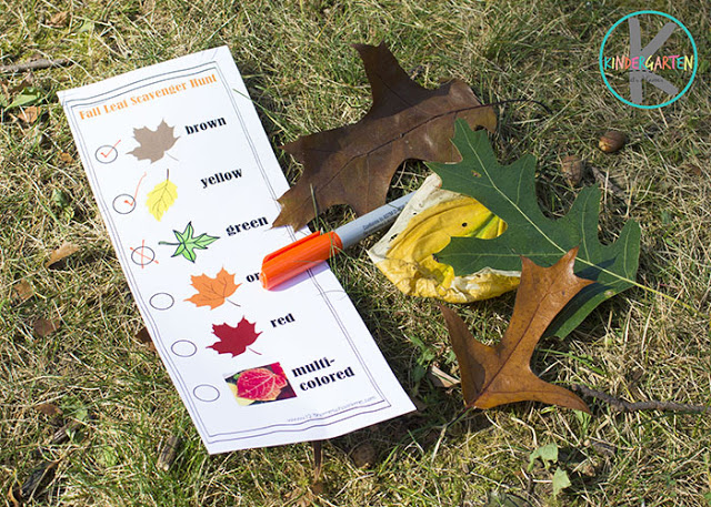 scavenger hunt ideas for toddler, preschool, kindergarten