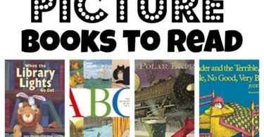 Looking for some really great books to read aloud that your 1st grader will love? We have a free printablefirst grade read alouds picture books you must read with your child while they are in grade 1.