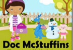 Doc McStuffins Worksheets