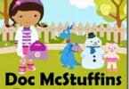 Doc McStuffins Worksheets