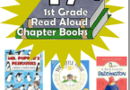 BEST 1st Grade Read Aloud Chapter Books