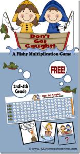 Free-Fishing-Multiplication-Game