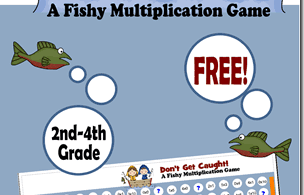 Free-Fishing-Multiplication-Game