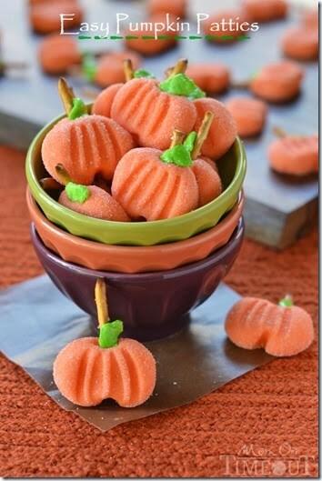 pumpkin cookies #recipes #fallactivitiesforkids