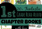 20+ Read aloud Books Grade 1
