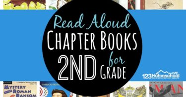 free printable list of 2nd Grade Reading Books