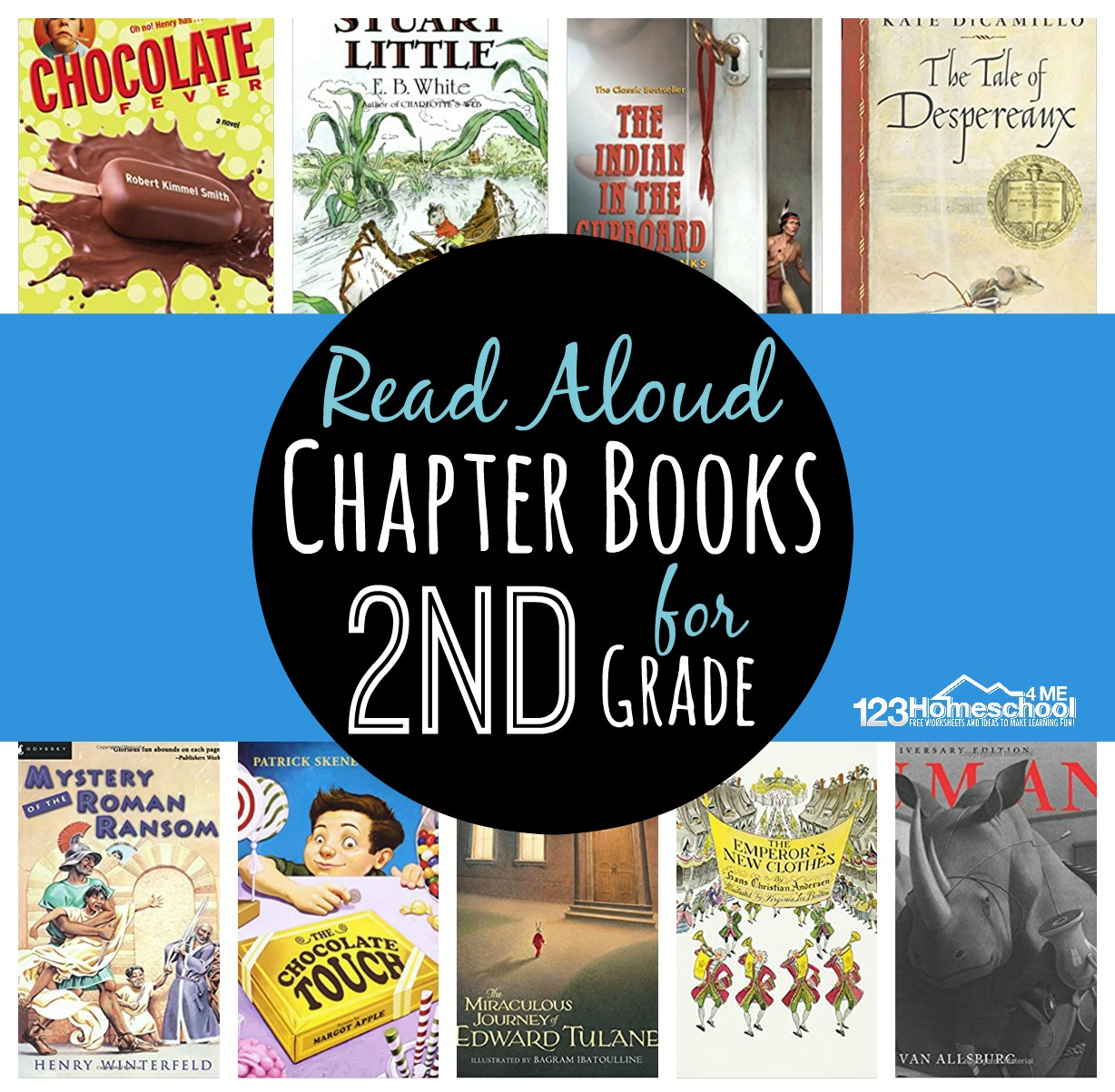 Read Aloud Chapter Books For 2nd Grade Best short read aloud books for 2nd