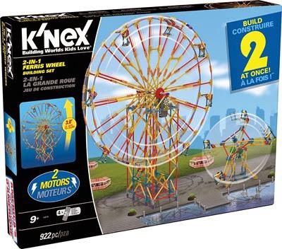 50% off Kinex Ferris Wheel