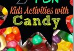 FUN Kids Activities with CANDY