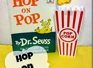 Hop on Pop Sight Word Game