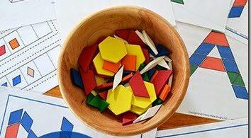 Pattern Block Sets