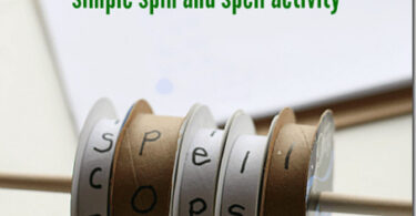 Spelling with Spools