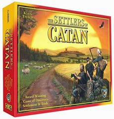 The Settlers of Catan is one of our favorite board games