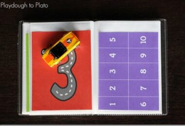 Trace Numbers with Cars