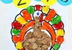 Turkey Tissue Paper Craft