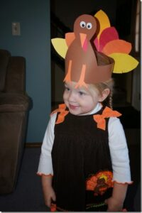 Thanksgiving skit for families with costume ideas