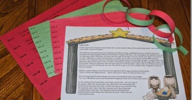 Memorizing Luke 2 for Families