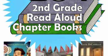 2nd Grade Read Aloud Chapter Books