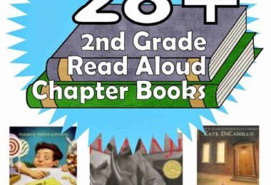 2nd Grade Read Aloud Chapter Books