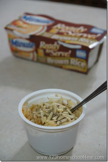 4 ingredient Rice Casserole Recipe ready in just 2 minutes