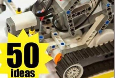 50 Ideas for Teaching STEM with LEGO
